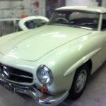 1950's Mercedes 190SL Restoration - image 2