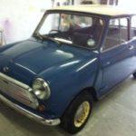 Austin Mini Cooper MK2 Restoration - image 15