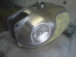 Bsa Bantam fuel tank_97808
