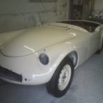 Daimler Dart Restoration - image 1