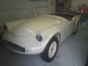 Daimler Dart, Painted_82685