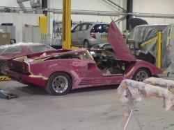 Lamborghini Countach Restoration - image 4