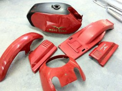 Moto Guzzi Restoration - image 4