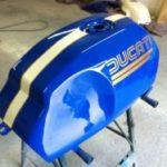 Ducati 350 Restoration - image 13