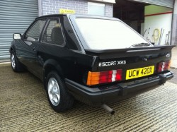 ford escort xr3, before small_83818
