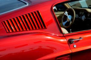 Red Mustang 2