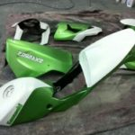 Kawasaki ZXR250 Restoration - image 14