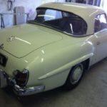 1950's Mercedes 190SL Restoration - image 3