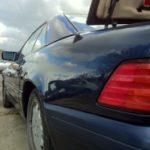 Mercedes SL500 Restoration - image 8
