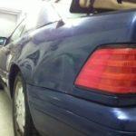 Mercedes SL500 Restoration - image 7