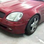 Mercedes SLK Restoration - image 14