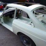 MGB GT Restoration - image 14