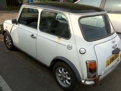 Mini Cooper Restoration - image 4