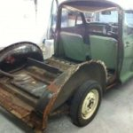 Breathing Life Back into a Morris Minor Traveller Restoration - image 15
