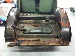 Breathing Life Back into a Morris Minor Traveller Restoration - image 16