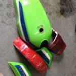 Kawasaki GPZ750 Restoration - image 7