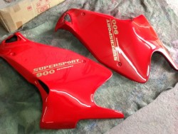 Ducati Supersport 900 Restoration - image 16