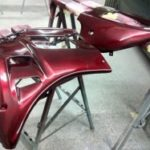 Kawasaki Fairings Restoration - image 8