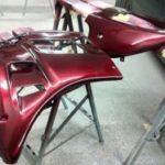 Kawasaki Fairings Restoration - image 8
