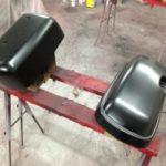 Harley Davidson Panniers Restoration - image 8