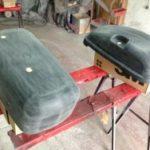 Harley Davidson Panniers Restoration - image 7