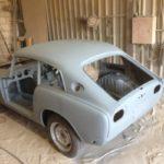 A Honda S800 lovingly restored Restoration - image 2