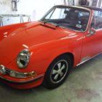 Porsche 911 Restoration - image 13