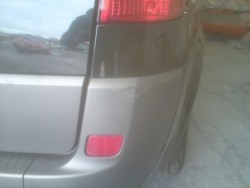 renault scenic, bumper, before small_78141