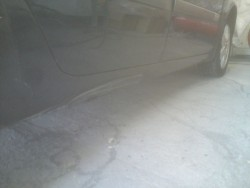 renault scenic sill, before small_10851