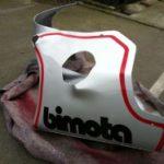 Suzuki SB3 Bimota Restoration - image 13
