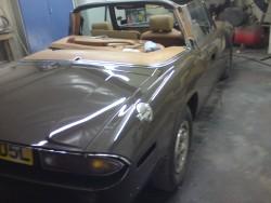 Triumph Stag Restoration - image 8