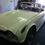 Triumph TR4 Restoration - image 8