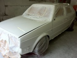 VW Golf Mk 2 Restoration - image 4