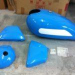 Yamaha Restoration - image 16