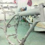 Yamaha Frame Restoration - image 7