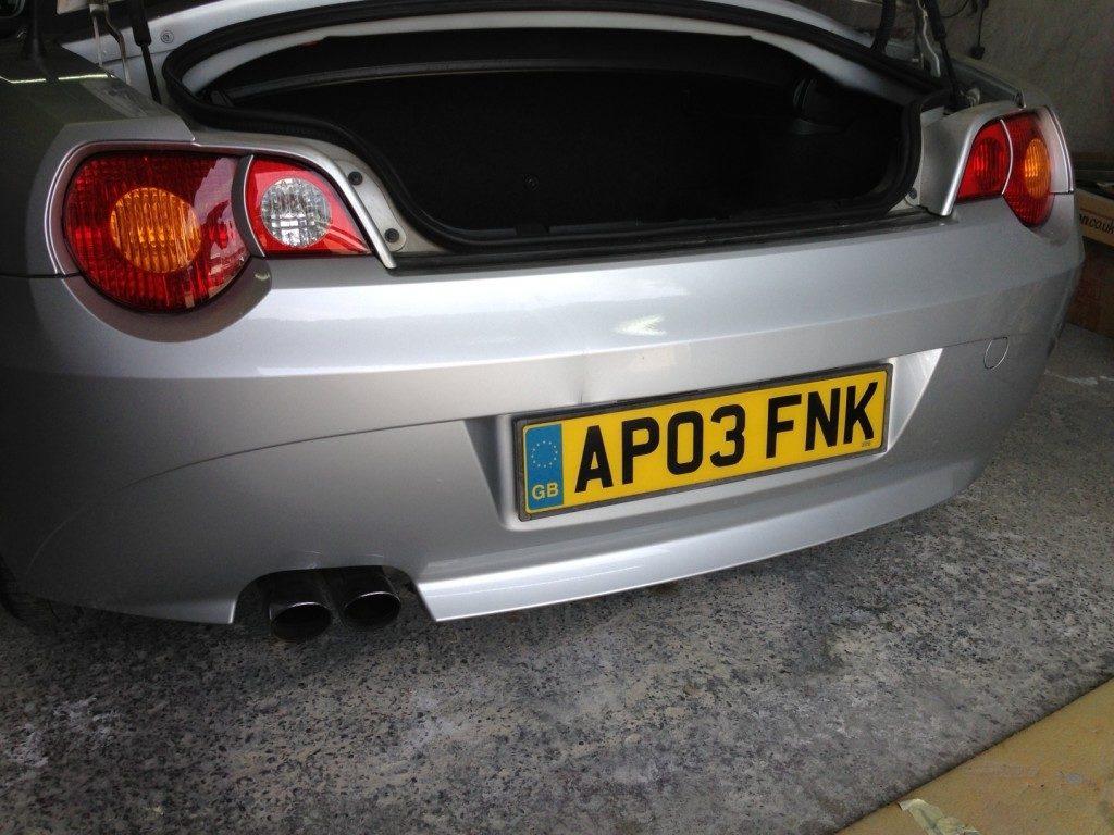 BMW Z4 Restoration - image 12