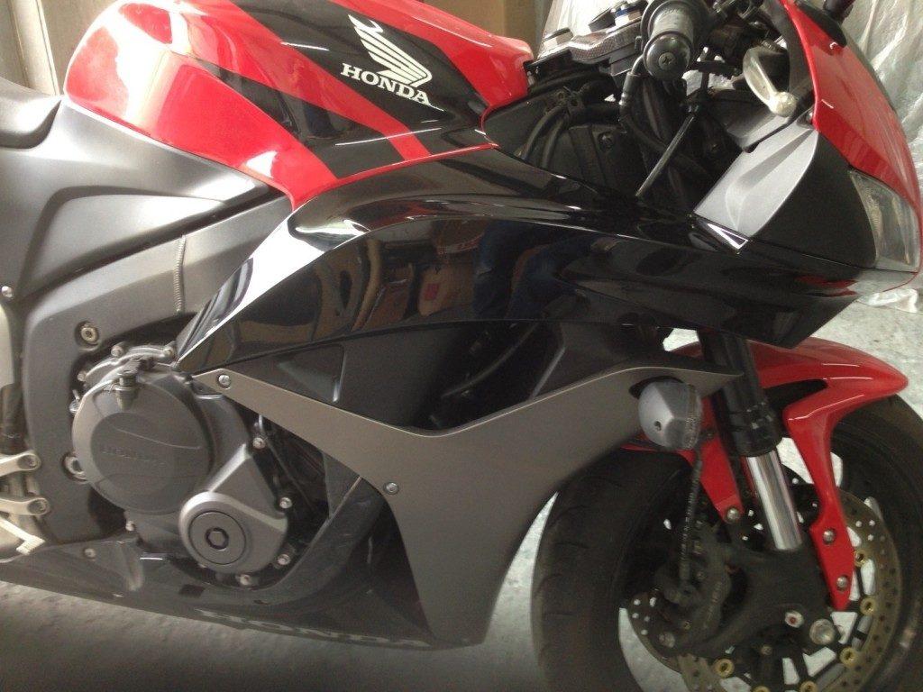 Honda CBR 600RR Restoration - image 12