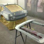 Triumph GT6 Bodywork Restoration Restoration - image 15