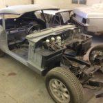 Triumph GT6 Bodywork Restoration Restoration - image 9
