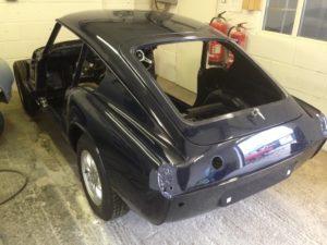 Triumph GT6 Bodywork Restoration