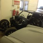 Triumph GT6 Bodywork Restoration Restoration - image 8