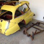 Isetta Bubble Car – Huge Restoration Job Restoration - image 181