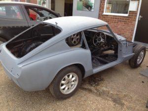 Isetta Bubble Car - Pre-restoration