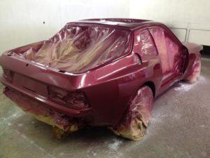 Isetta bubble car