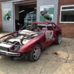 Porsche 944 Restoration Restoration - image 126