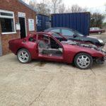 Porsche 944 Restoration Restoration - image 127