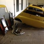 Isetta Bubble Car – Huge Restoration Job Restoration - image 182