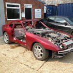 Porsche 944 Restoration Restoration - image 125
