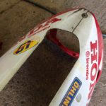 Honda RC45 Fairing Repair Restoration - image 2