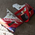 Honda RC45 Fairing Repair Restoration - image 7